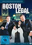 Boston Legal: Season 2 (7 DVDs)