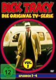 Dick Tracy - Die Original TV-Serie, Vol. 1 (Episoden 1-4)