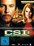 CSI: Crime Scene Investigation - Season 7 / Box-Set 2 (3 DVDs)