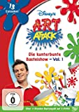 Art Attack - Die kunterbunte Bastelshow, Vol. 1 (2 DVDs)