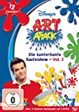 Art Attack - Die kunterbunte Bastelshow, Vol. 2 (2 DVDs)