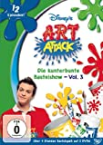 Art Attack - Die kunterbunte Bastelshow, Vol. 3 (2 DVDs)