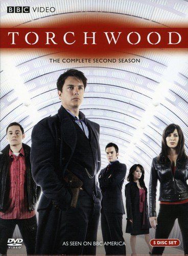 Torchwood, US cover