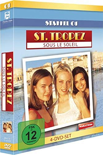 Saint Tropez Staffel 1 (4 DVDs)