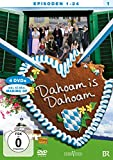 Dahoam is Dahoam - Staffel 1, Episoden 01-24 (4 DVDs)