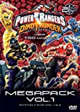 Power Rangers Dino Thunder Megapack Vol. 1 (inkl. Vol. 1 und Vol. 2)