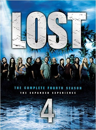 Lost US S4 cover