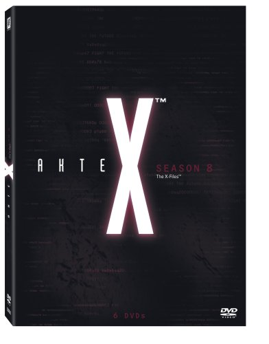 Akte X Season 8 Collection (6 DVDs)