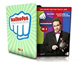 Kalkofes Mattscheibe Vol. 3 (Special Limited Edition, 4 DVDs, Metalpack)