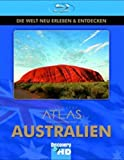 Discovery HD Atlas: Australien [Blu-ray]