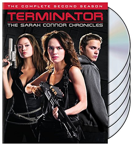 Sarah Connor Chronicles S2 DVD cover