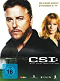 CSI: Crime Scene Investigation - Season 8 / Box-Set 2 (3 DVDs)