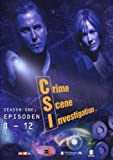 CSI: Crime Scene Investigation - Season 1 / Box-Set 1 (3 DVDs)
