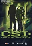 CSI: Crime Scene Investigation - Season 2 / Box-Set 1 (3 DVDs)