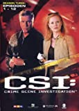 CSI: Crime Scene Investigation - Season 3 / Box-Set 1 (3 DVDs)