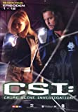 CSI: Crime Scene Investigation - Season 4 / Box-Set 1 (3 DVDs)