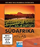 Sdafrika: Discovery HD Atlas: Sdafrika [Blu-ray]