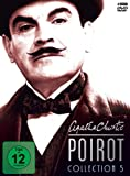 Agatha Christie - Poirot Collection  5 (4 DVDs)