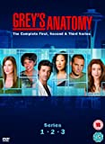 Grey's Anatomy - Series 1-3 - Complete