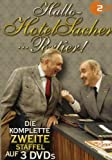 Hallo - Hotel Sacher...Portier! Staffel 2 (3 DVDs)
