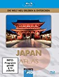 Japan: Discovery HD Atlas: Japan [Blu-ray]