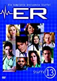 E.R. - Emergency Room Staffel 13 (3 DVDs)