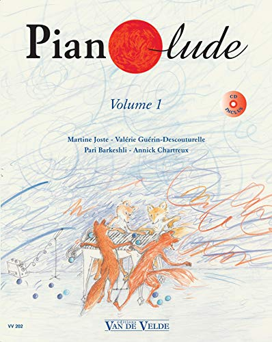 Pianolude Volume 1