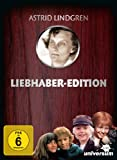 Astrid Lindgren Liebhaber-Edition (10 DVDs)