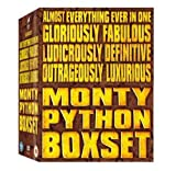Almost Everything Ever In One Gloriously Fabulous Ludicrously Definitive Outrageously Luxurious Monty Python Boxset (DVD)