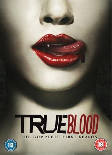True Blood, season one cover