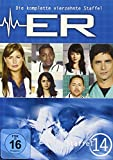 E.R. - Emergency Room Staffel 14 (3 DVDs)