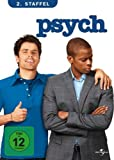 Psych - Staffel 2 (4 DVDs)