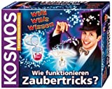 Zauberei: Kosmos 643812 - Willi wills wissen - Wie funktionieren Zaubertricks?