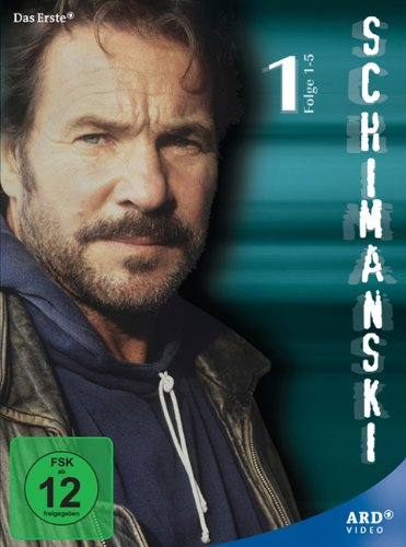 Schimanski - Edition Box 1 (5 DVDs)