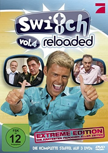 Switch Reloaded, Vol. 4 (3 DVDs)