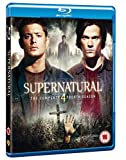 Supernatural - Series 4 - Complete [Blu-ray]