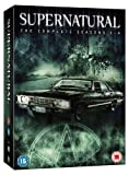 Supernatural - Series 1-4 - Complete