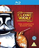 Star Wars - The Clone Wars - Series 1 - Complete [Blu-ray]