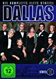 Dallas - Staffel 11 (3 DVDs)