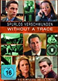 Without a Trace - Spurlos verschwunden: Staffel 2 (4 DVDs)