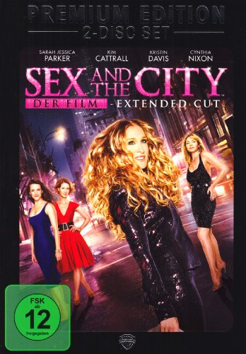 Sex and the City Der Film (Premium Edition) (2 DVDs)