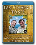 Stephen Fry - Last Chance To See [Blu-ray]
