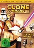 Star Wars - The Clone Wars: Staffel 1, Vol 2. Clone Commandos
