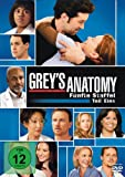 Grey's Anatomy - Die jungen rzte: Staffel 5, Teil 1 (3 DVDs)