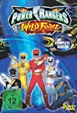 Power Rangers Wild Force - Complete Season (5 DVDs)