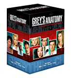 Grey's Anatomy - Series 1-4 - Complete