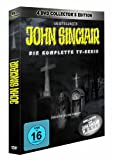 John Sinclair - TV Serie Collector's Edition (4 DVDs)