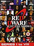 Red Dwarf - Just The Shows - Series 1-8 Collection (10 DVDs)