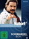 Tatort - Schimanski-Box, Vol. 1 (4 DVDs)