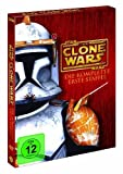 Star Wars - The Clone Wars: Staffel 1 (4 DVDs, Giftset)
